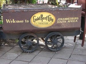 gold reef city johannesburg