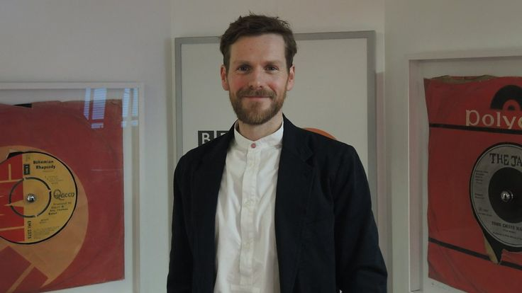 Shaun Evans discusses playing Inspector Morse with Steve Wright