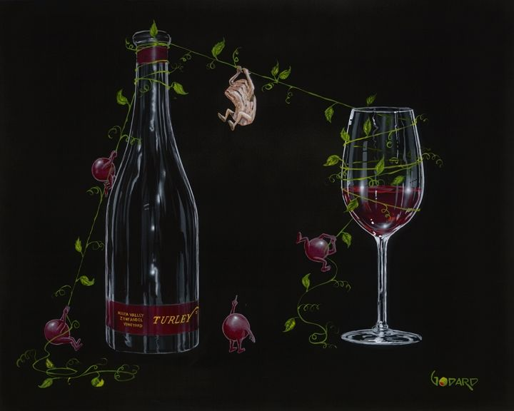Wine - Michael Godard