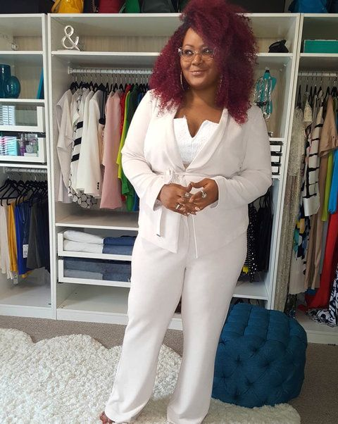 The Curvy Fashionista Marie Denee Plus-Size Tips | InStyle.com