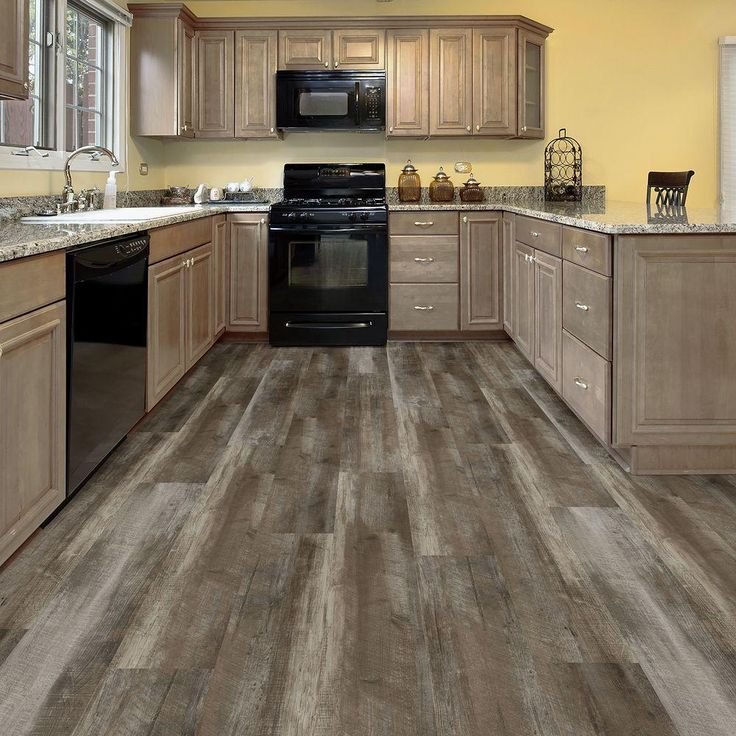 Wide 8 7 In X 47 6 In Easy Rustic Beige Resilient Vinyl Plank Flooring The Home Depot Wide