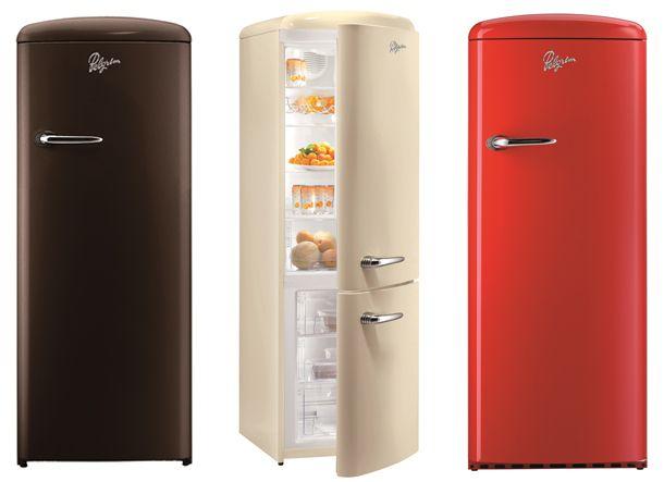 Bosch Retro Koelkast : De nieuwe retro koelkast van pelgrim; een blikvanger voor je keuken