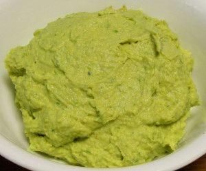 Hummus de dovlecel (de la 8 luni) | Diversificare.ro