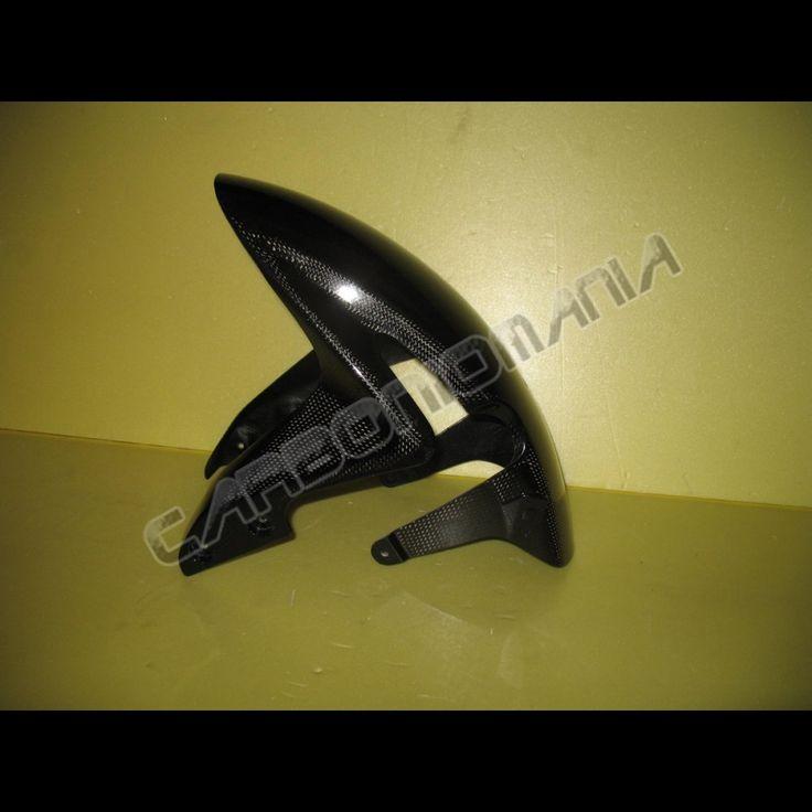Parafango anteriore in carbonio Honda CBR 600 RR 2009 2012 - cod. MCH004
