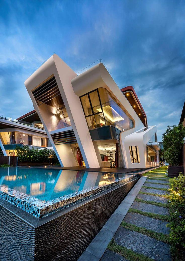 Best 25 Contemporary Houses Ideas On Pinterest House Design