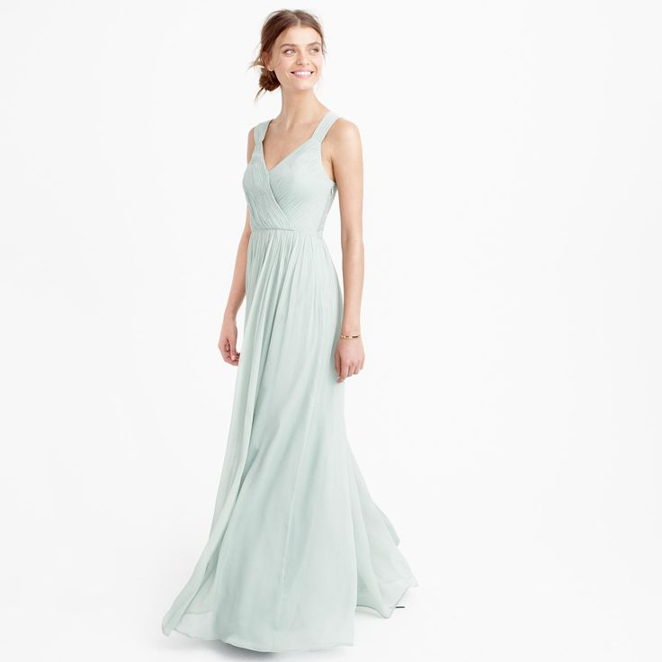 J.Crew Dusty Shale J Crew Anabel Long Dress In Silk Chiffon Dusty Shale Dress. J.Crew Dusty Shale J Crew Anabel Long Dress In Silk Chiffon Dusty Shale Dress on Tradesy Weddings (formerly Recycled Bride), the world's largest wedding marketplace. Price $136.47...Could You Get it For Less? Click Now to Find Out!