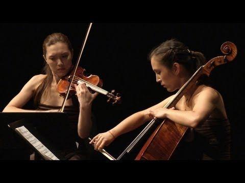 Ravel's Piano Trio in A Minor - La Jolla Music Society SummerFest