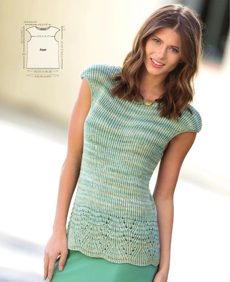 Knitters Magazine  Spring 2016 - 轻描淡写 - 轻描淡写