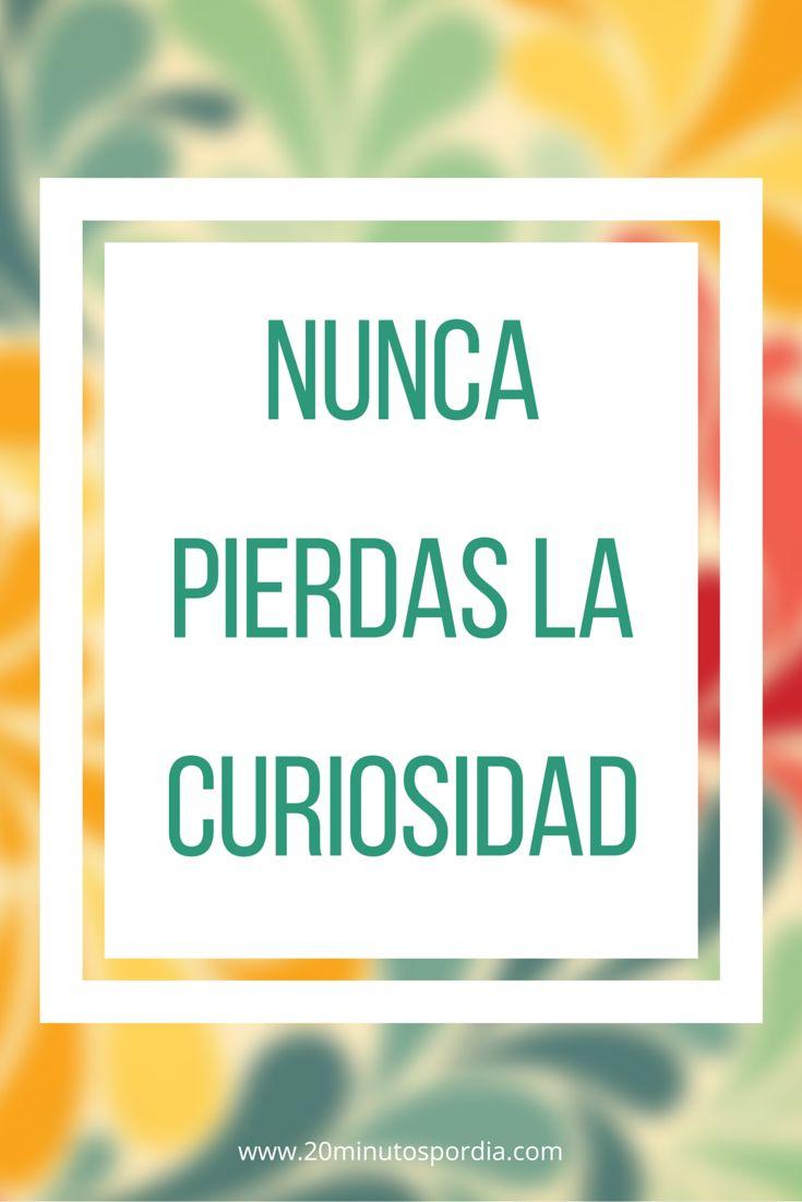Ya visitaste www.20minutospordia.com ?Tiene una colección genial de artículos cortos que inspiran, educan y sorprenden