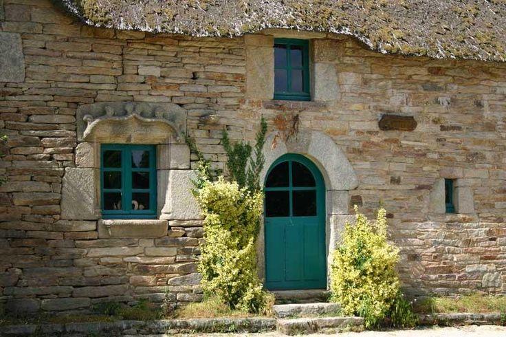 bretagne rural pen ty chaumi re bretonne penty breton bretagne et fils. Black Bedroom Furniture Sets. Home Design Ideas