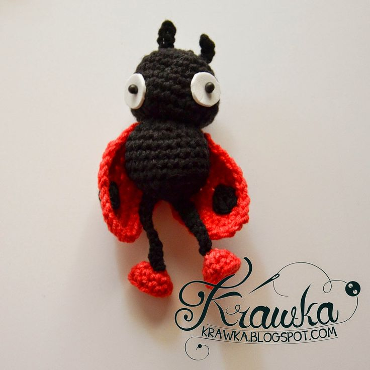 91 best ladybirds images on Pinterest | Crochet ladybug, Ladybugs ...