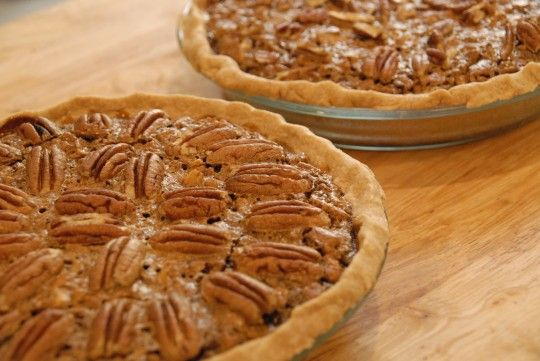 Old fashioned pecan pie | Desserts & Sweets | Pinterest