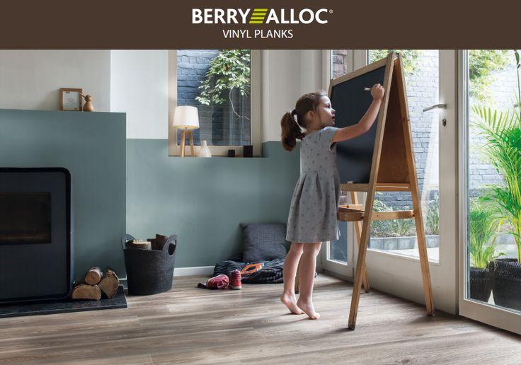 Se vi piacciono i pavimenti in legno date un'occhiata ai nuovi pavimenti vinilici #VLTpure di BerryAlloc: spessore minimo, aggancio facilitato, infinite possibilità di posa e grande stabilità. Noi lo consigliamo!  #ZanuttaConsiglia #arredocasa #edilizia #arredamento #casadavivere