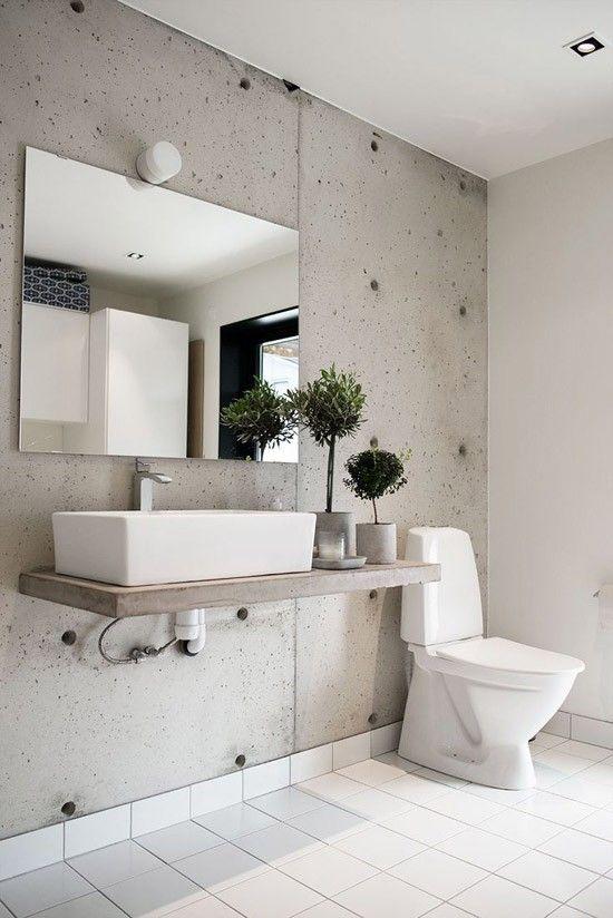 29 best Planten in de badkamer images on Pinterest | Bathroom, Half ...