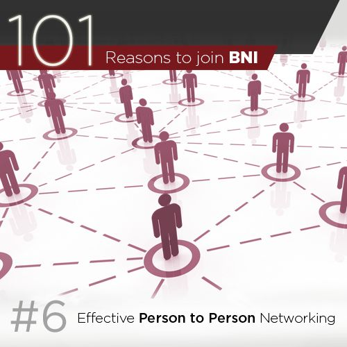 Online networking alone is nowhere near as effective as person to person networking, so don't use LinkedIn as a reason to not bother joining. It's not enough.  Caption: Networking online may be easier to connect with several people virtually in a short time. While you do that effectively, remember that there is no substitute for face to face networking, a warm hand shake, eye contact and some good conversation.