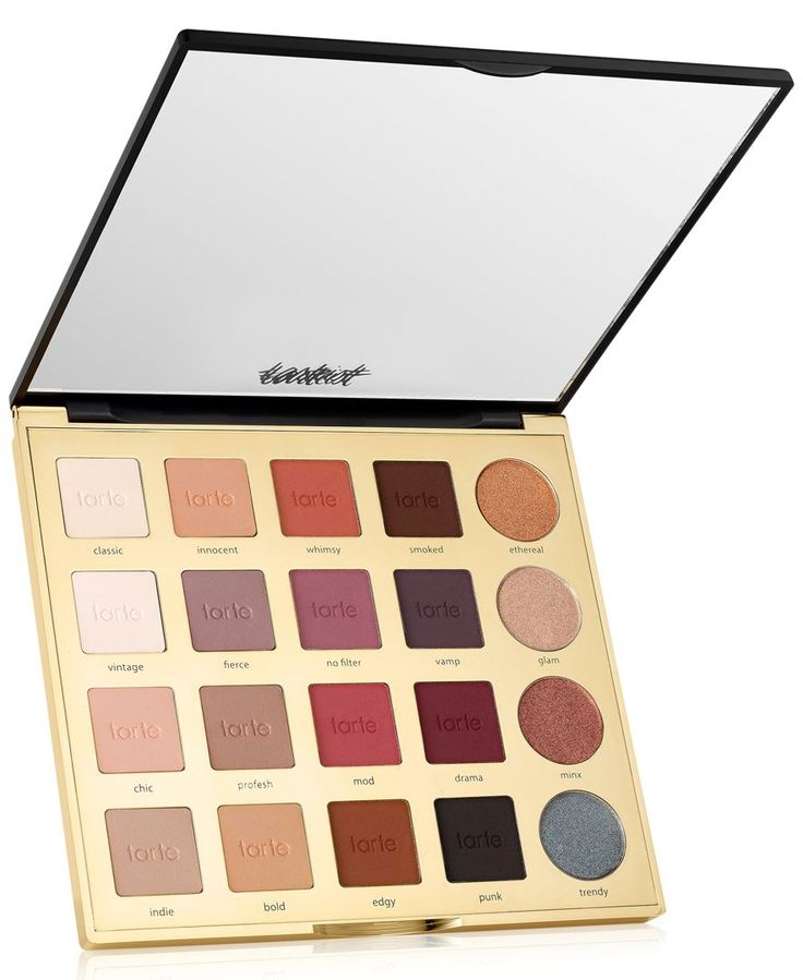 A pro-level, everyday eyeshadow palette with 20 ultra-pigmented shades powered by naturally-derived ingredients. Take a makeup artist home with this high-performance Pro palette for Instagram-worthy l