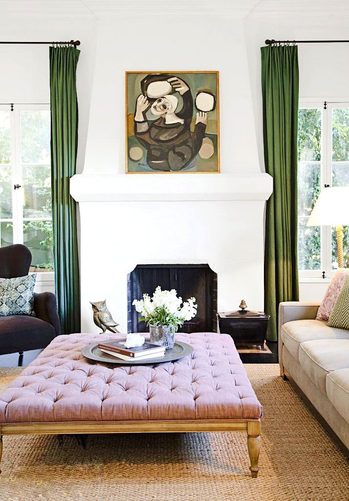 16 Envy Inducing Celebrity Art Collectors Via Find This Pin And More On Living Rooms