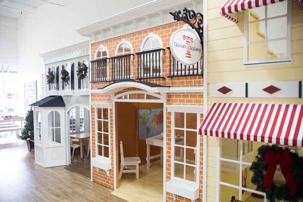Play Street Museum - Looks Like fun. a Scaled down version of Kiddie Town before it closed.