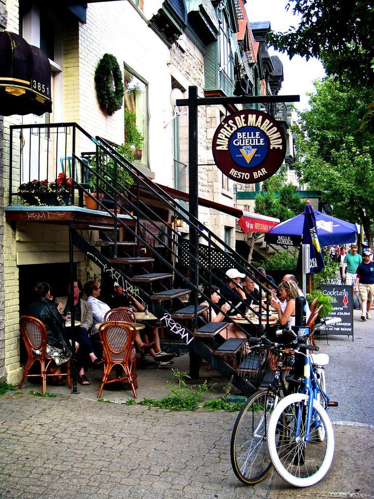 Aupres de Ma Blonde, Montreal, QC, Canada