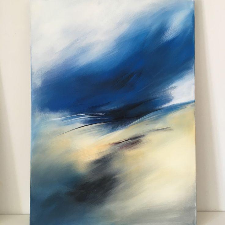 """Il """"Vento"""" è uno dei miei nuovi dipinti in vendita nella categoria """"dipinti  originali"""", dai un'occhiata!! 😉"""