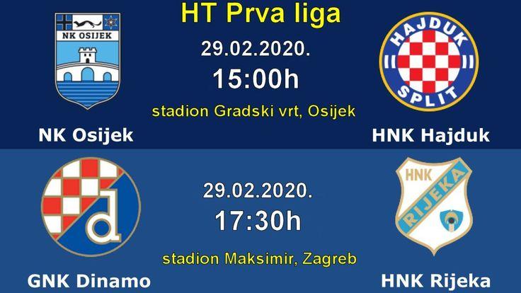 Uzivo Dinamo Rijeka I Osijek Hajduk Live Stream Dva Derbija U Jednom Danu Https Www Racunalo Com P 298599 Evo De Android Tv Smart Tv Android Tv Box