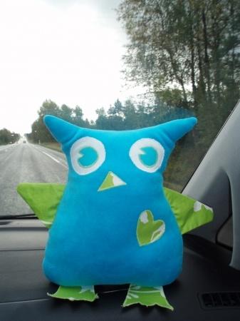 Oiva the Owl