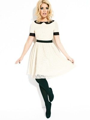 Holly Willoughby Lace Skirt Dress, http://www.very.co.uk/holly-willoughby-lace-skirt-dress/1270833126.prd