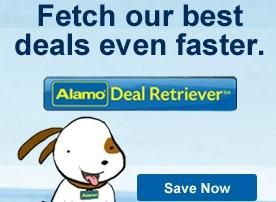 Find The Best Car Rental Deals With Alamo's Deal Retriever & Prize Pack Giveaway – $200 Value