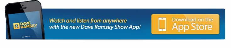 Download the Dave Ramsey App