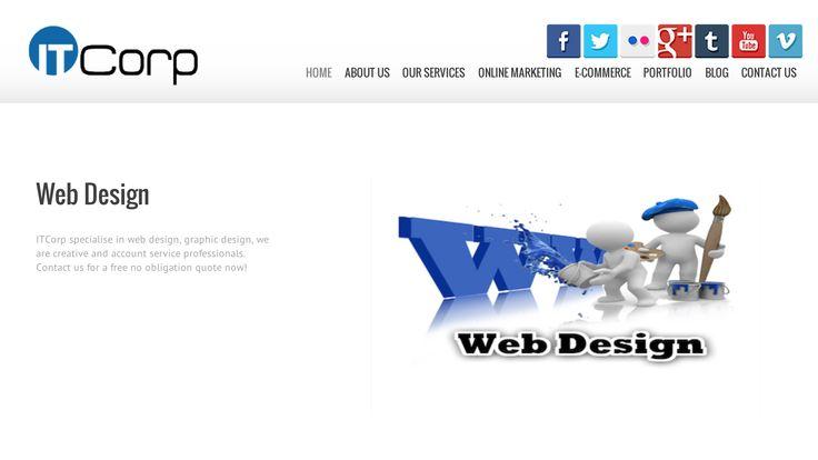 ITCorp – Web Design, Online Marketing, SEO