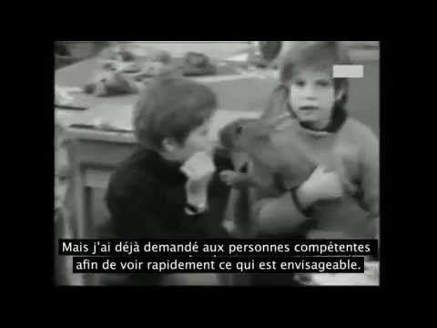 Les premières rues aux enfants – Isabelle et le vélo