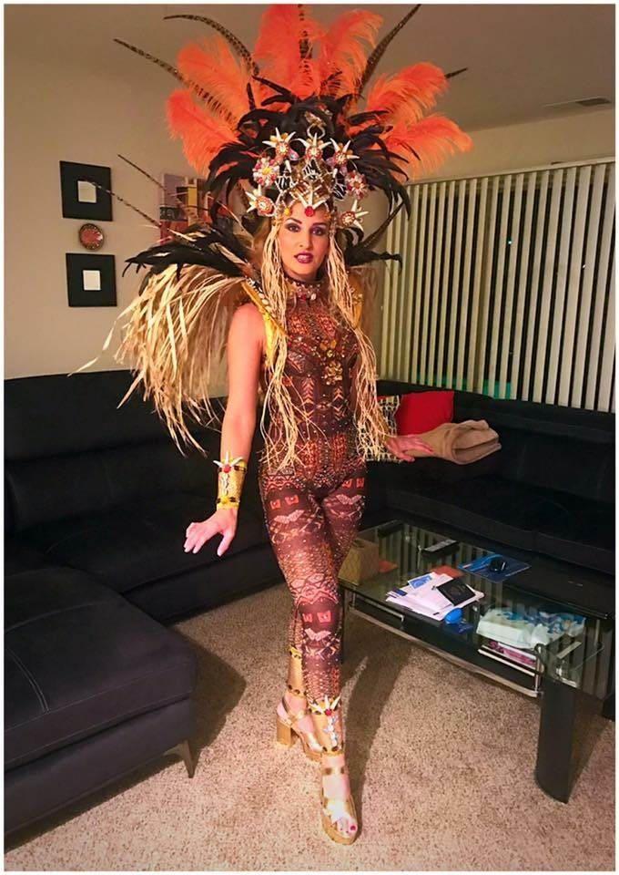 Brazilian Carnival Samba costume by JKolhouseDesigns on Etsy