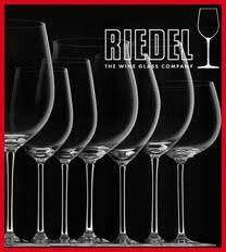 Riedel  Las copas Riedel son técnicamente perfectas para degustar vinos, champagnes y cavas. Por su técnica, funcionalidad y diseño Riedel está considerado a nivel mundial como el instrumento idóneo para degustar vinos y licores de calidad.  #vino #copas #Riedel #simplythebest