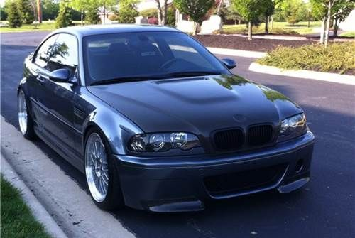 2002 BMW M3, Tastefully modified, price reduced