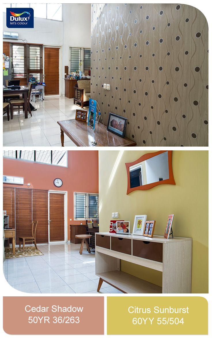 Mengubah Ruangan dengan Nuansa Copper Orange 2015