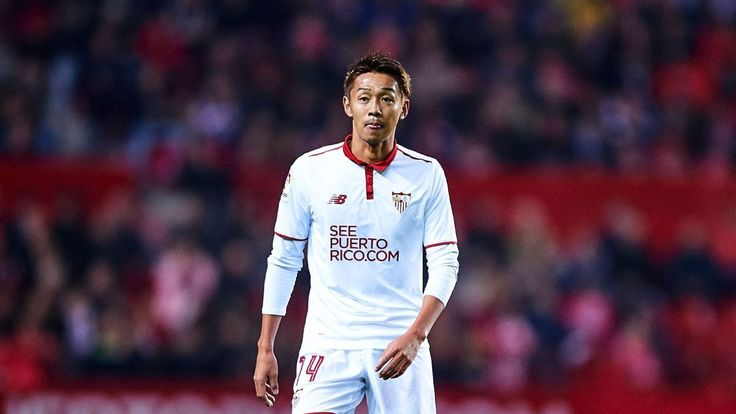 Hiroshi Kiyotake sold by Sevilla to former side Cerezo Osaka