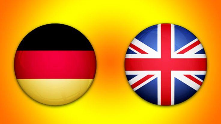 Audio Dictionary: German to English