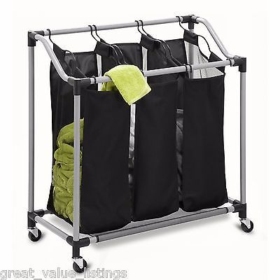 Sorting-Laundry-Cart-Organization-Campus-Home-Apartment-Triple-Elite-Honey-Can