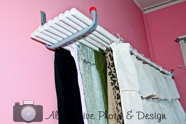 Organize Backdrops  Alternative Photo & Design: My Studio Organization Ideas                                                                                                                                                                                 More
