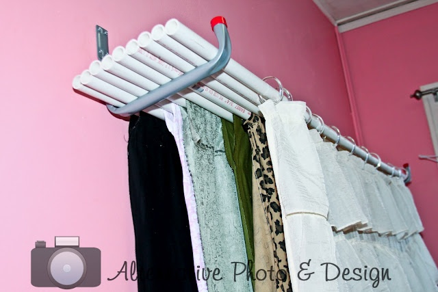 Organize Backdrops Alternative Photo & Design: My Studio Organization Ideas