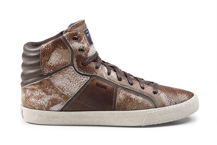 GEOX for Valemour - Smart sneaker for Man