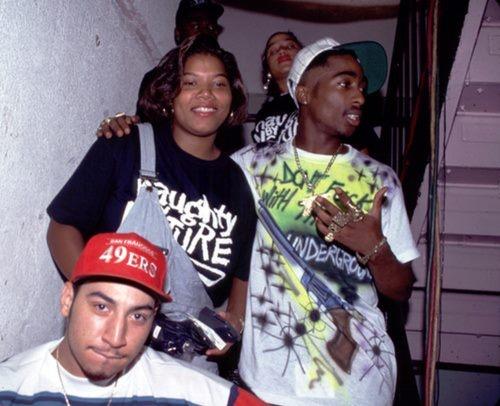 Queen Latifah | Tupac | Kid Capri | #TrillAllOver ...