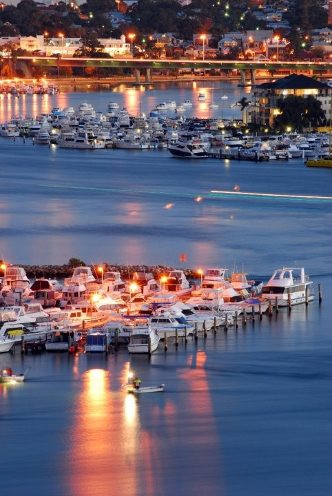 East Fremantle at sunset, what a gorgeous view - with Knockout! Julie.  #Australia