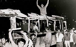 Tlatelolco Massacre, Mexico 1968