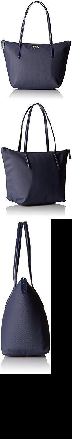 Lacoste Bag For Ladies. Lacoste Women's L.12.12 Concept Medium Shopping Bag, Eclipse, One Size. #lacoste #bag #for #ladies #lacostebag #bagfor #forladies