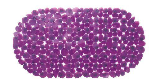 Wohnideenshop Badewanneneinlage Antirutschmatte 35cm x 67cm STONE Steinoptik in lila und andere Farben zum auswählen wohnideenshop http://www.amazon.de/dp/B00CBC5PI2/ref=cm_sw_r_pi_dp_SkI7ub0ER4AJ1
