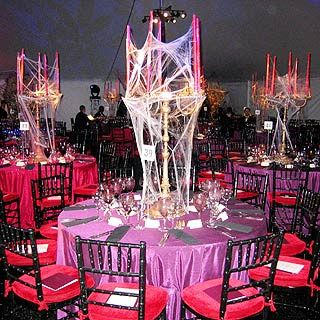 47 best halloween wedding images on pinterest day of dead amazing candelabra centerpieces for halloween party junglespirit Gallery