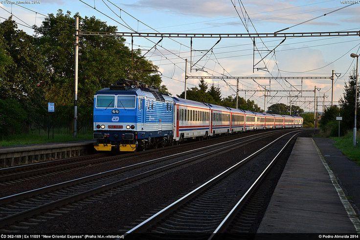 ČD 362-169 Ex11051 Klučov 14-07-14