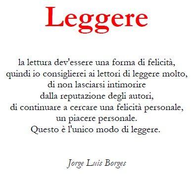 Leggere - Einaudi (Borges)