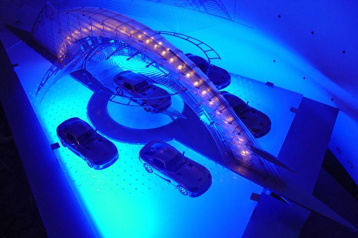 Дизайн экспозиционного модуля CAR DESIGN EXPO - Дизайн-студия ICON